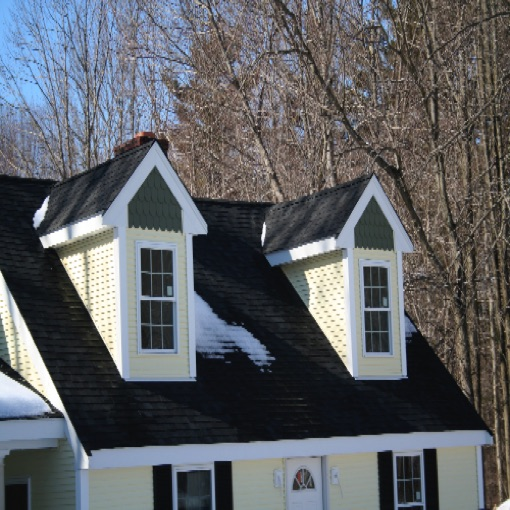 Roofing, Dormers Exterior painting